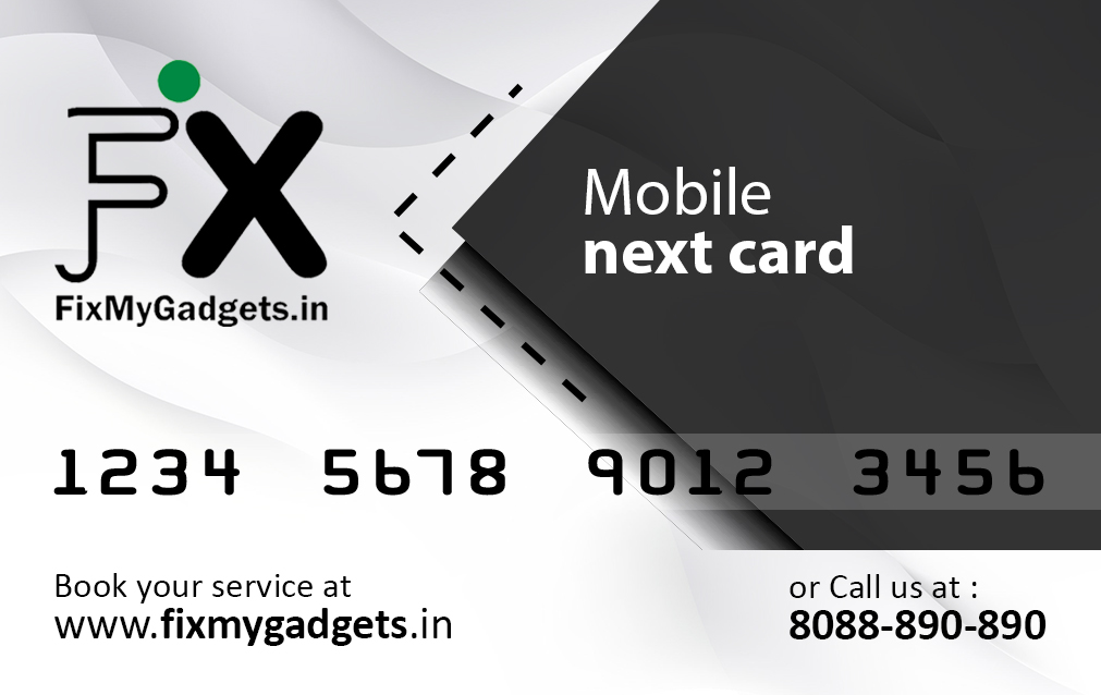 Mobile next card