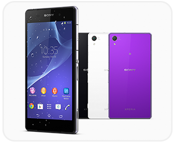 sony mobile service